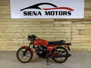 1982 Moto Morini 250 2C V Twin For Sale