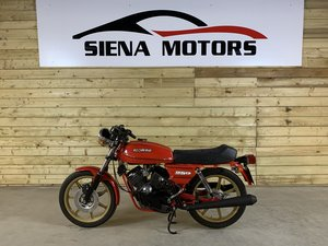 Moto Morini 250 2C V Twin
