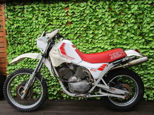 Moto morini 501 camel enduro trail v5c.project