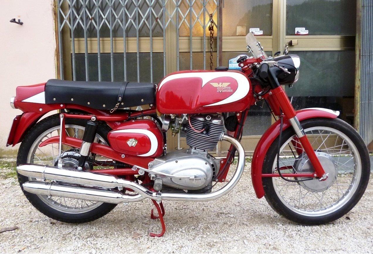1959 Moto Morini 175 Tresette Sprint SOLD (picture 5 of 6)