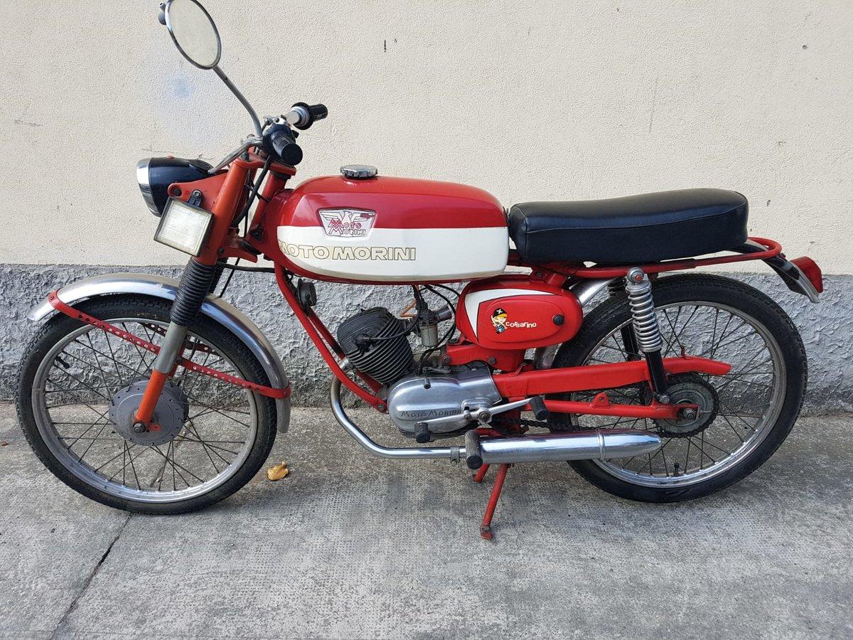 1963 Moto Morini Corsarino for #sale For Sale (picture 1 of 6)