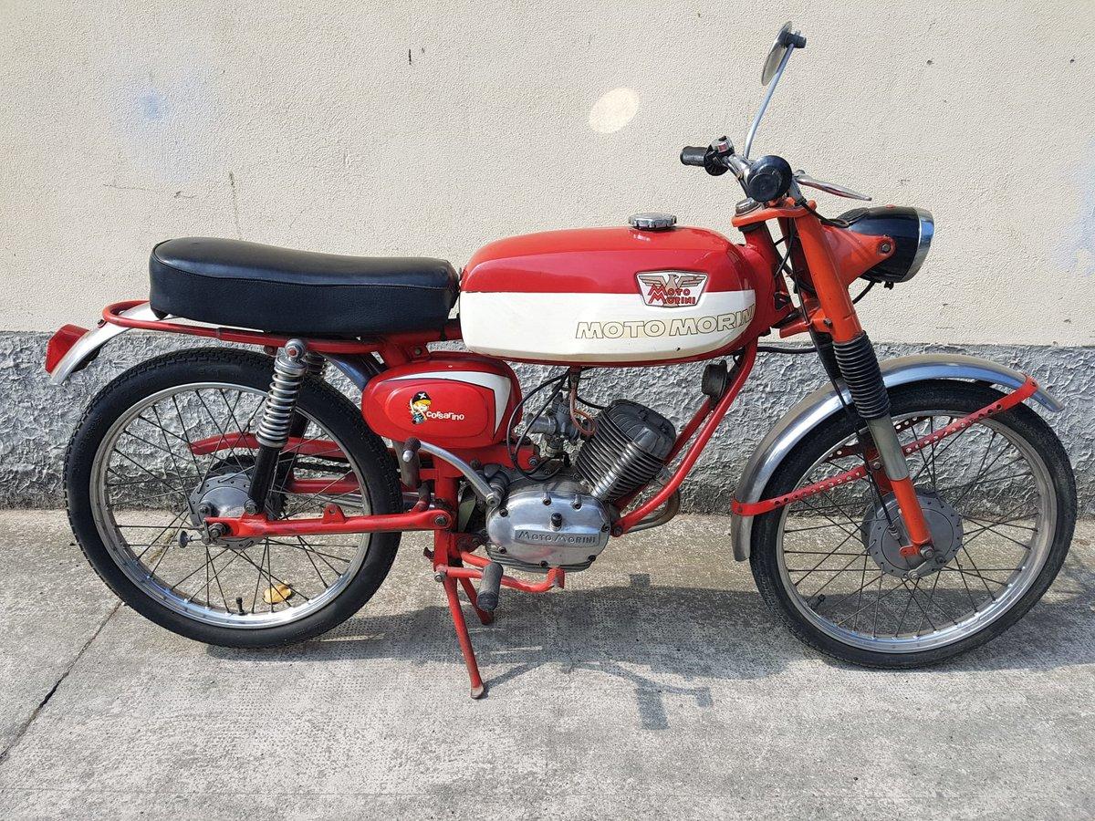1963 Moto Morini Corsarino for #sale For Sale (picture 2 of 6)