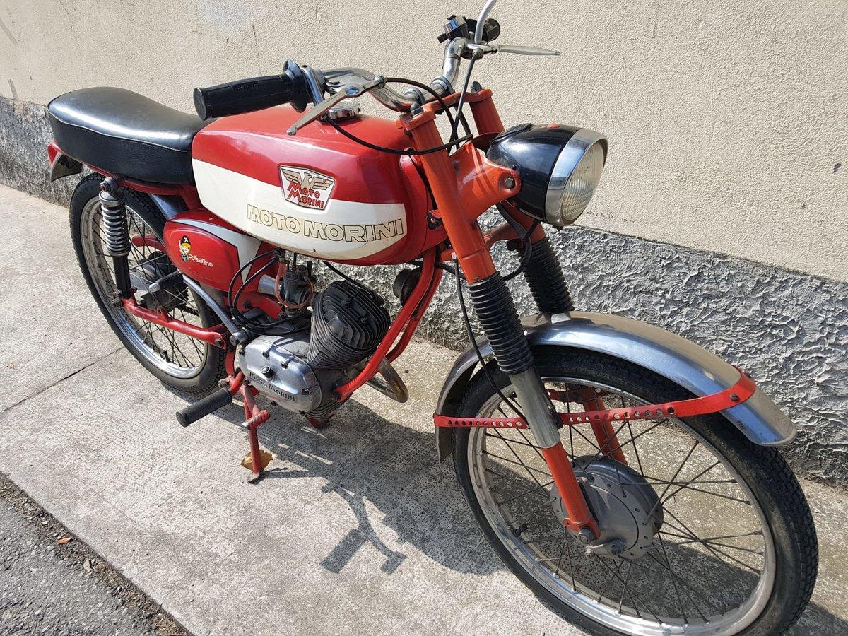 1963 Moto Morini Corsarino for #sale For Sale (picture 4 of 6)
