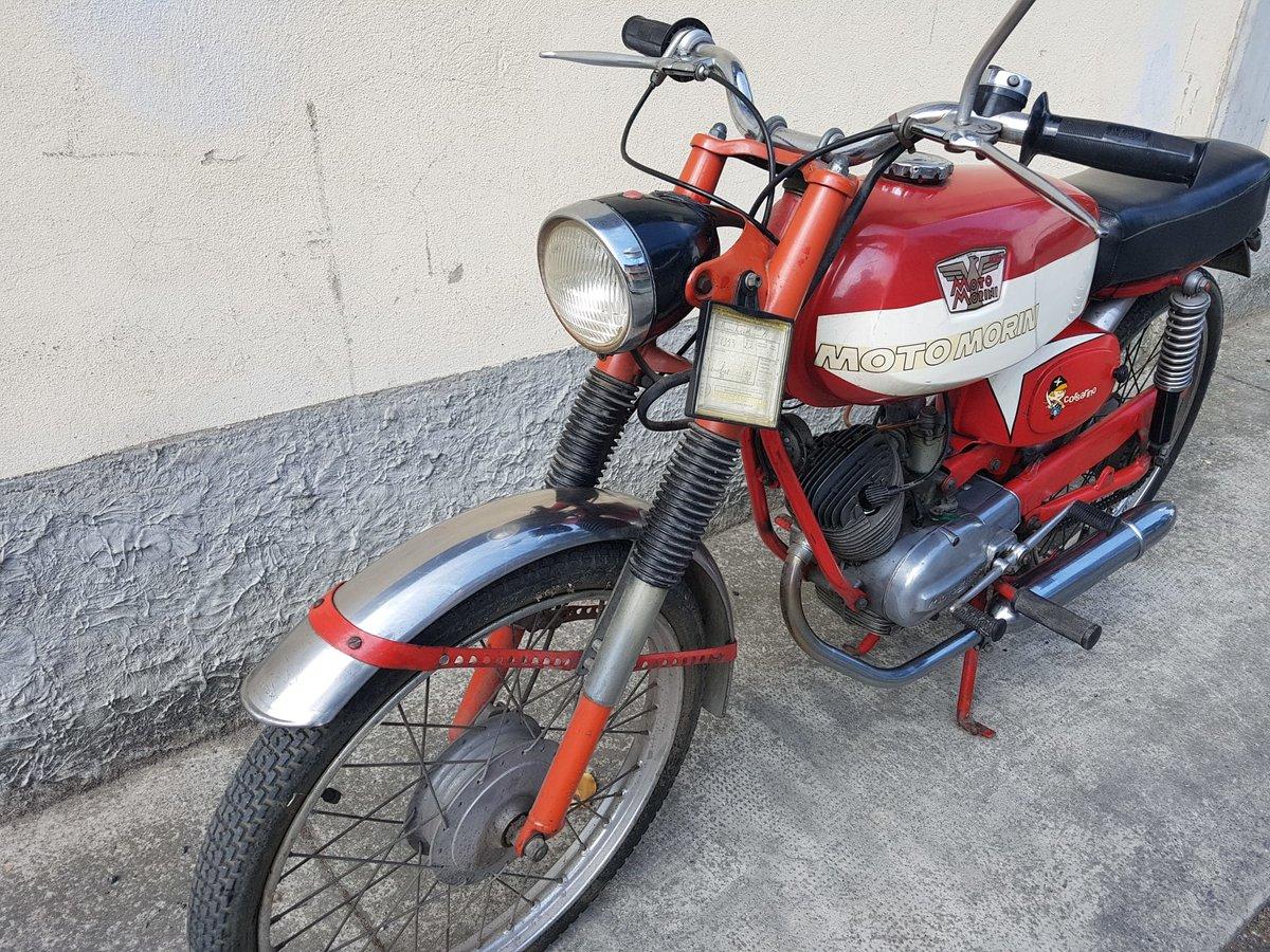 1963 Moto Morini Corsarino for #sale For Sale (picture 5 of 6)