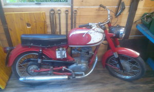 Moto Morini Monello 125