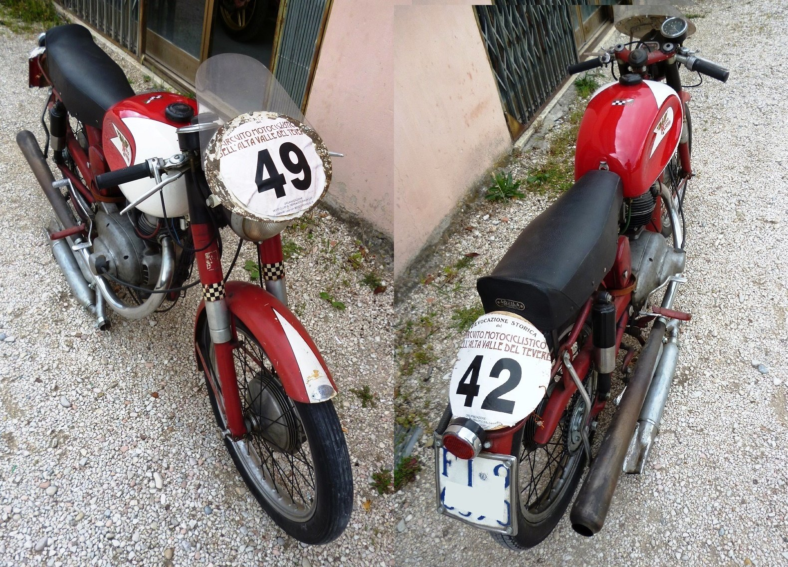 1956 Morini 175 Settebello road racing For Sale (picture 4 of 6)