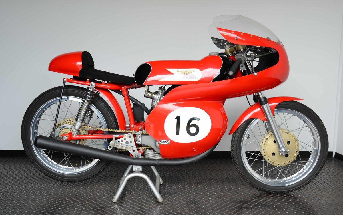 1958 Moto Morini Settebello 175 For Sale (picture 1 of 10)