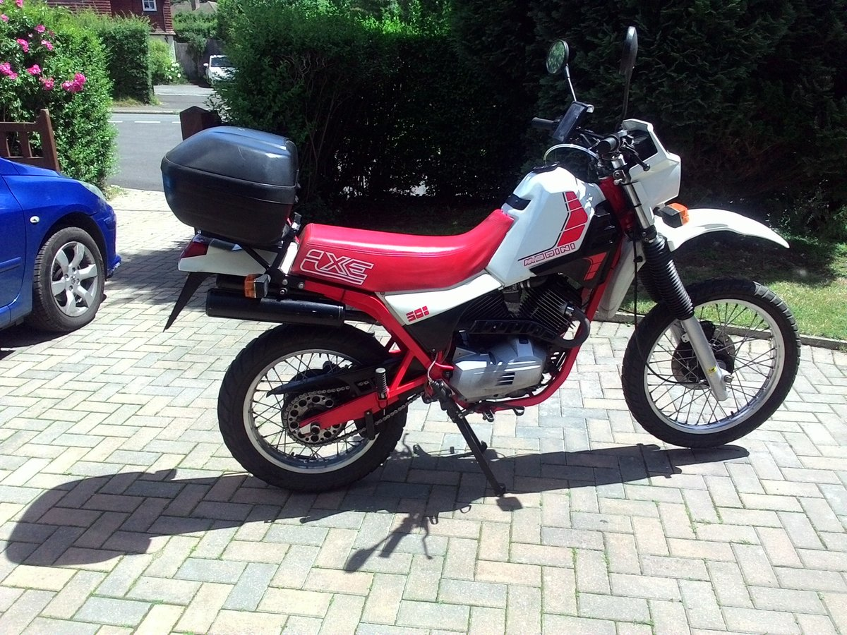 1985 Camel MK Electric Start For Sale (picture 2 of 4)