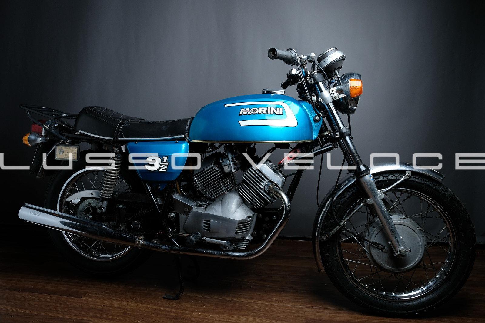 1976 Moto Morini 350 Strada, superb original condition  For Sale (picture 1 of 6)