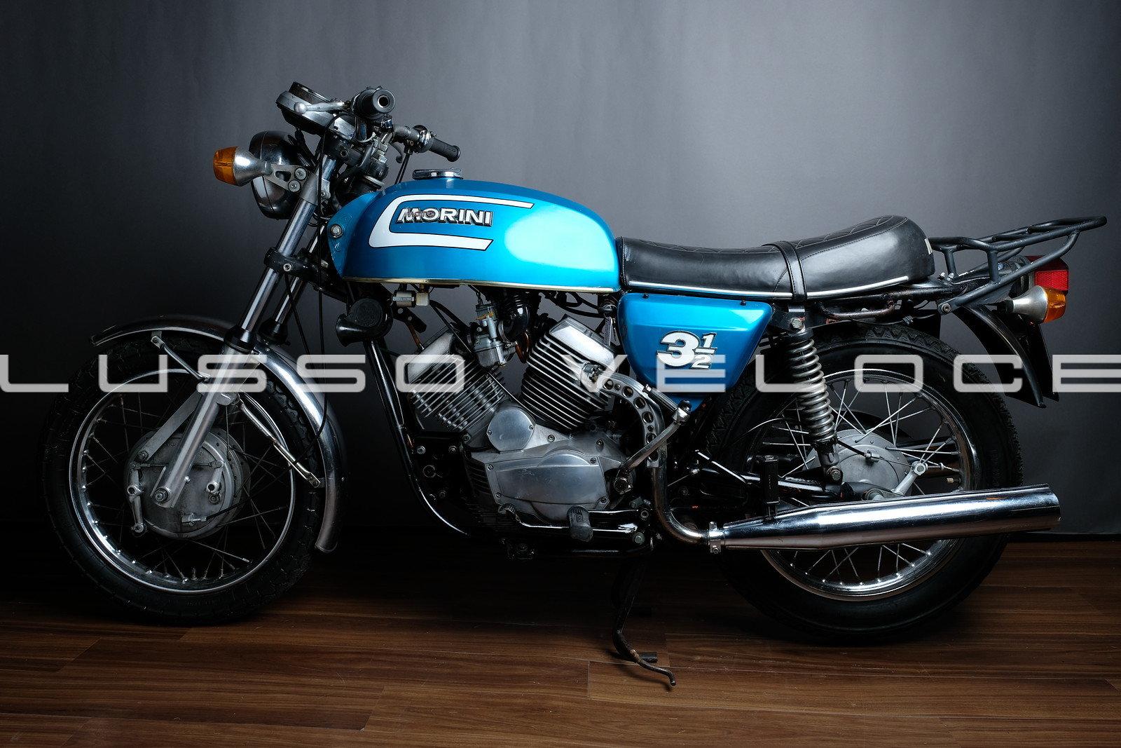 1976 Moto Morini 350 Strada, superb original condition  For Sale (picture 2 of 6)