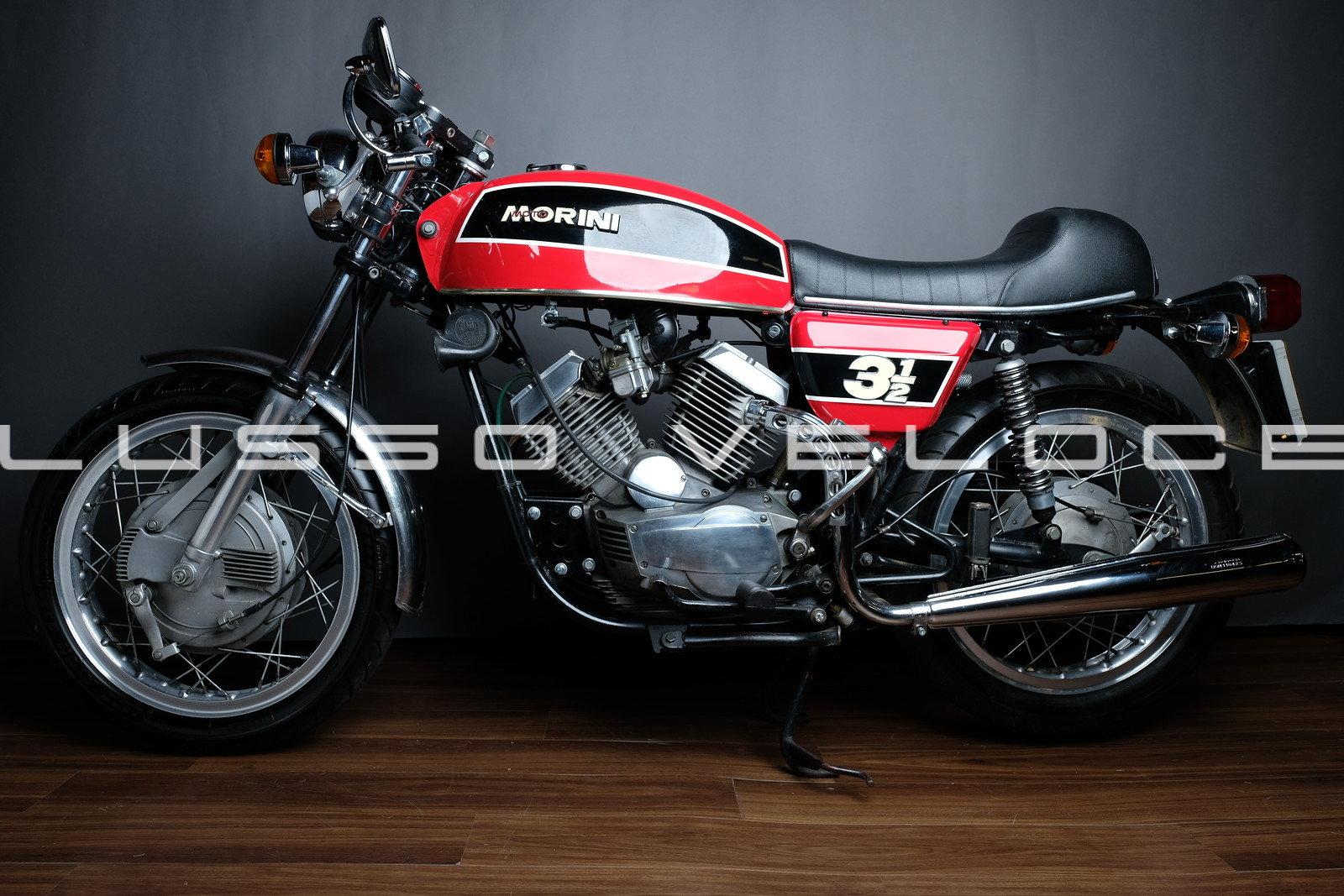 1975 Moto Morini 350 Sport Double drum  For Sale (picture 2 of 6)
