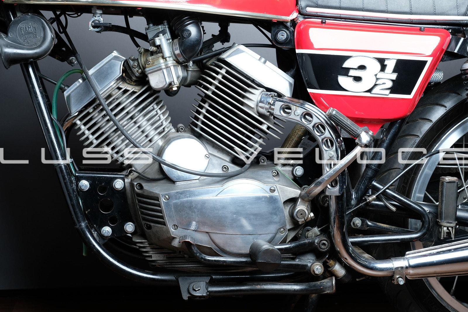 1975 Moto Morini 350 Sport Double drum  For Sale (picture 4 of 6)