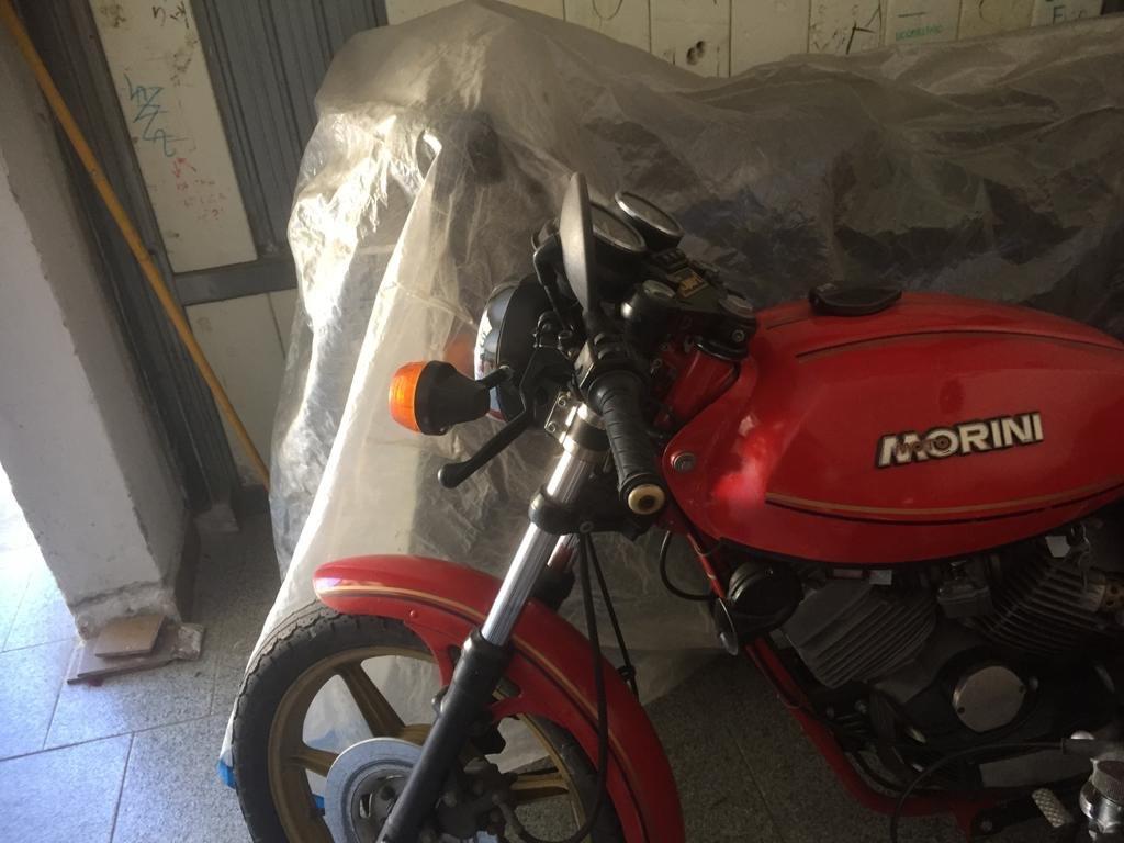 1970 Moto Morini 350 Sport For Sale (picture 2 of 2)