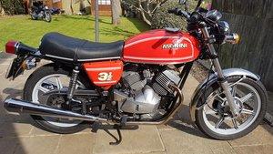 1978 Moto Morini 350 Strada