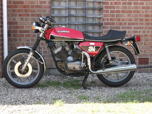 Picture of 1978 Moto Morini 3 1/2 Sport 350