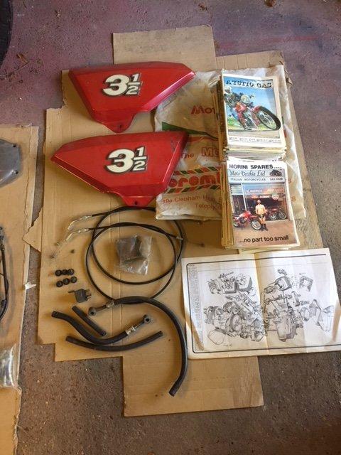 1978 Moto Morini 350 Sport For Sale (picture 3 of 6)