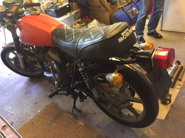 1978 Moto Morini 350 Sport For Sale (picture 6 of 6)