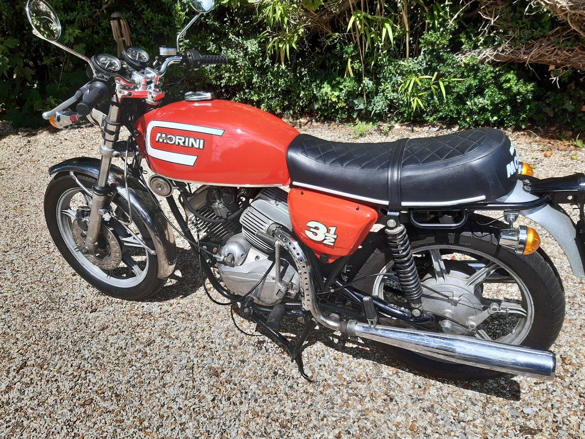 1978 Moto morini 350  For Sale (picture 1 of 6)