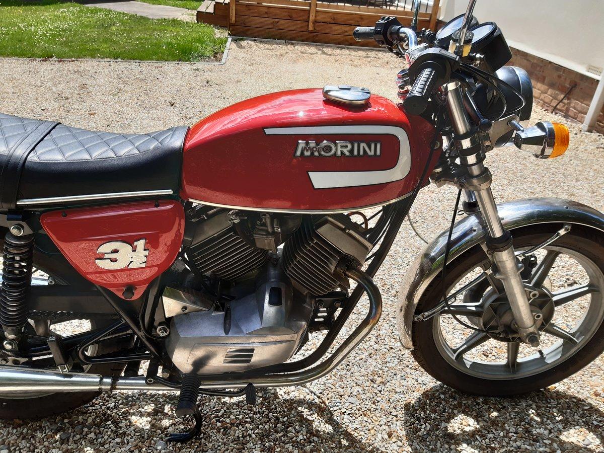 1978 Moto morini 350  For Sale (picture 2 of 6)