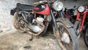 1959 Moto Morini 125 sport
