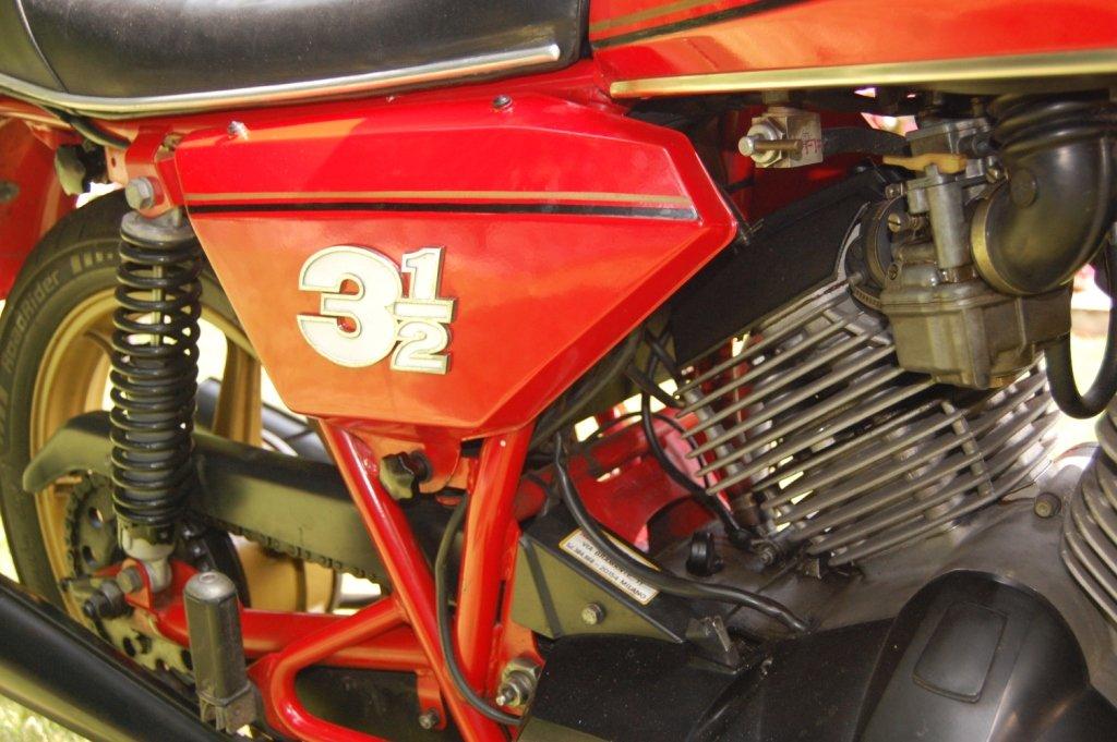 Morini 350 Sport 1980 SOLD (picture 4 of 6)