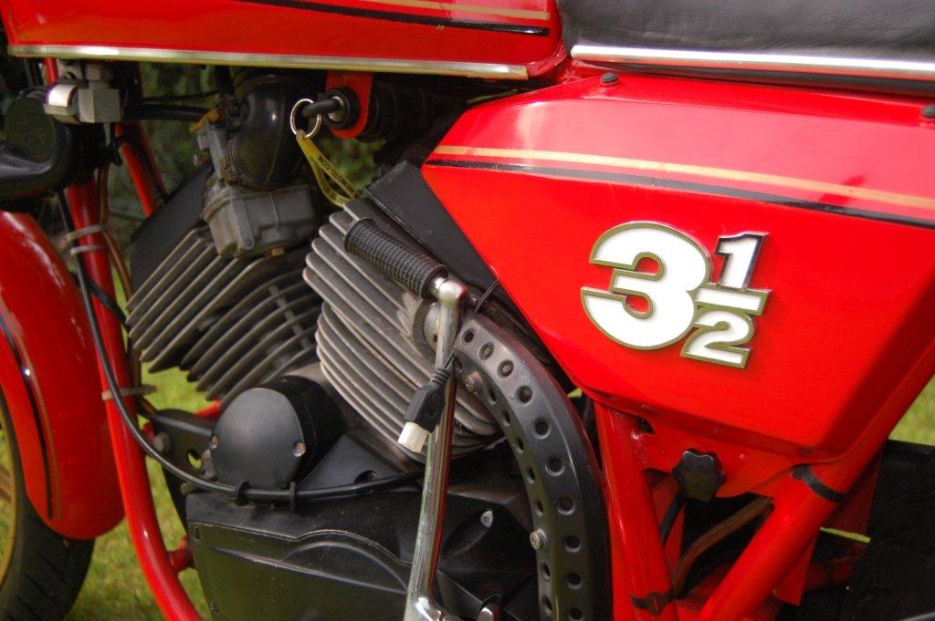 Morini 350 Sport 1980 SOLD (picture 5 of 6)