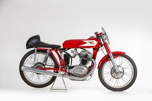 C.1956 MOTO MORINI 175CC SETTEBELLO RACING MOTORCYCLE For Sale by Auction