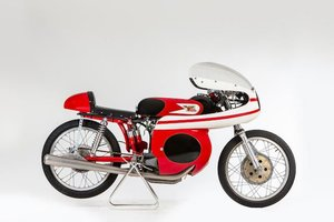 1958 MOTO MORINI 175CC SETTEBELLO RACING MOTORCYCLE