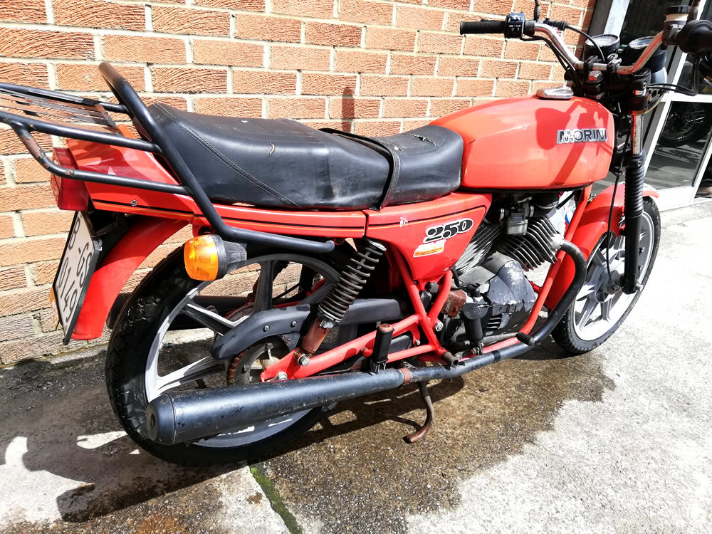 1985 Moto Morini 250cc For Sale (picture 3 of 6)