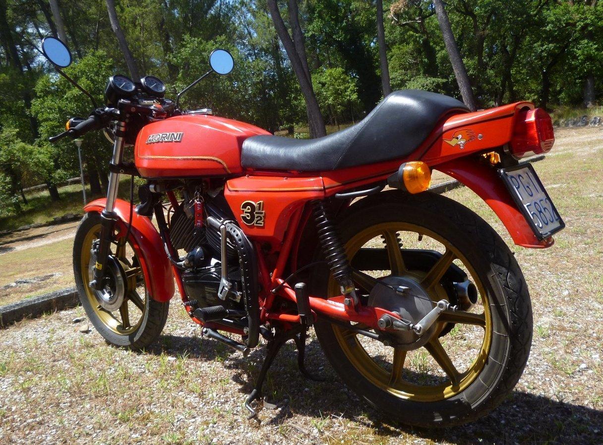 1981 Morini 350 Sport For Sale (picture 1 of 6)
