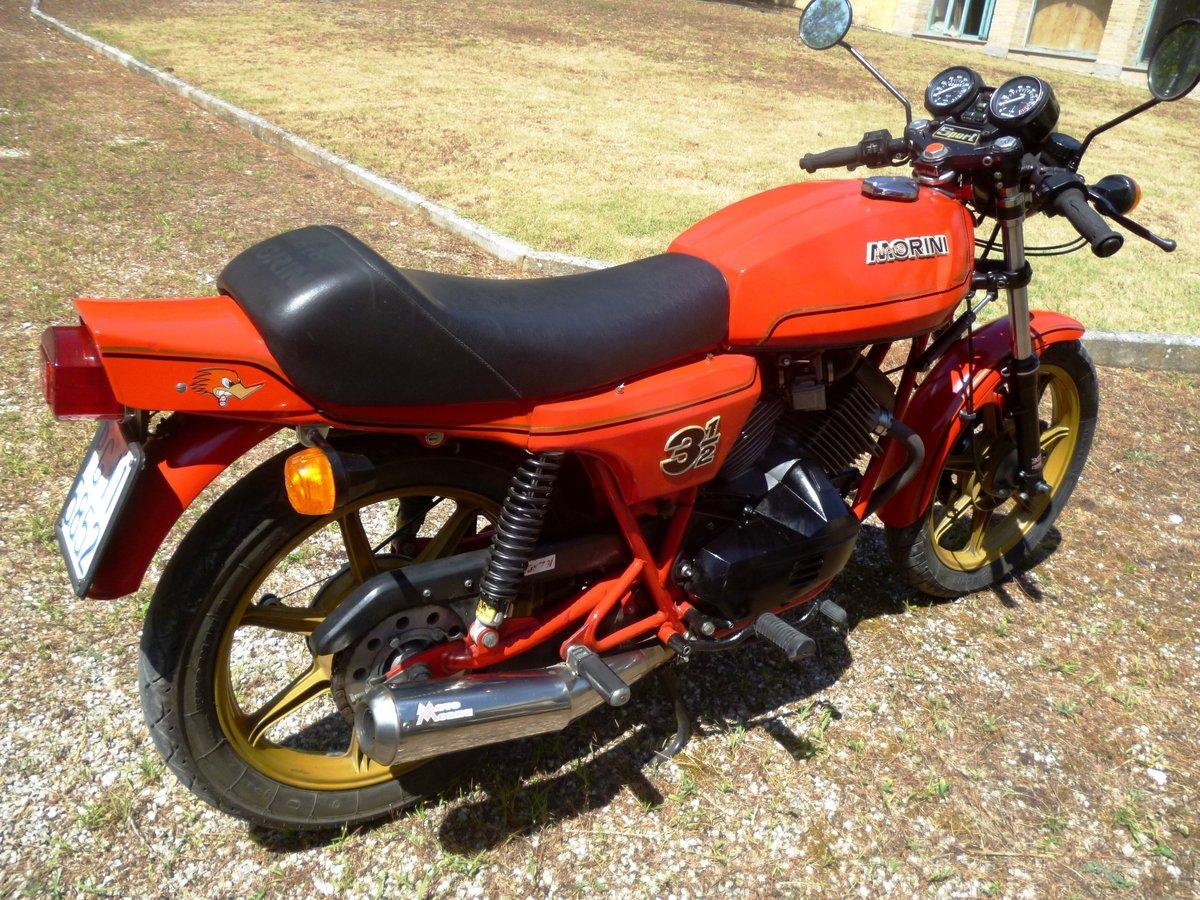 1981 Morini 350 Sport For Sale (picture 3 of 6)