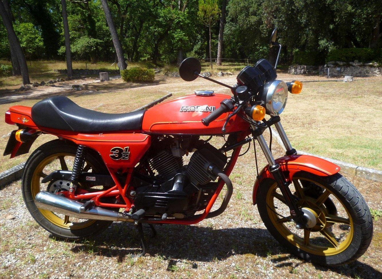 1981 Morini 350 Sport For Sale (picture 5 of 6)