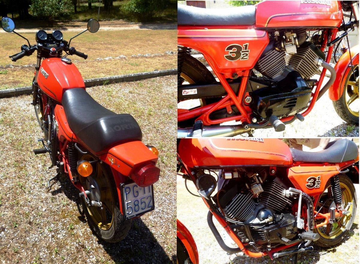 1981 Morini 350 Sport For Sale (picture 6 of 6)