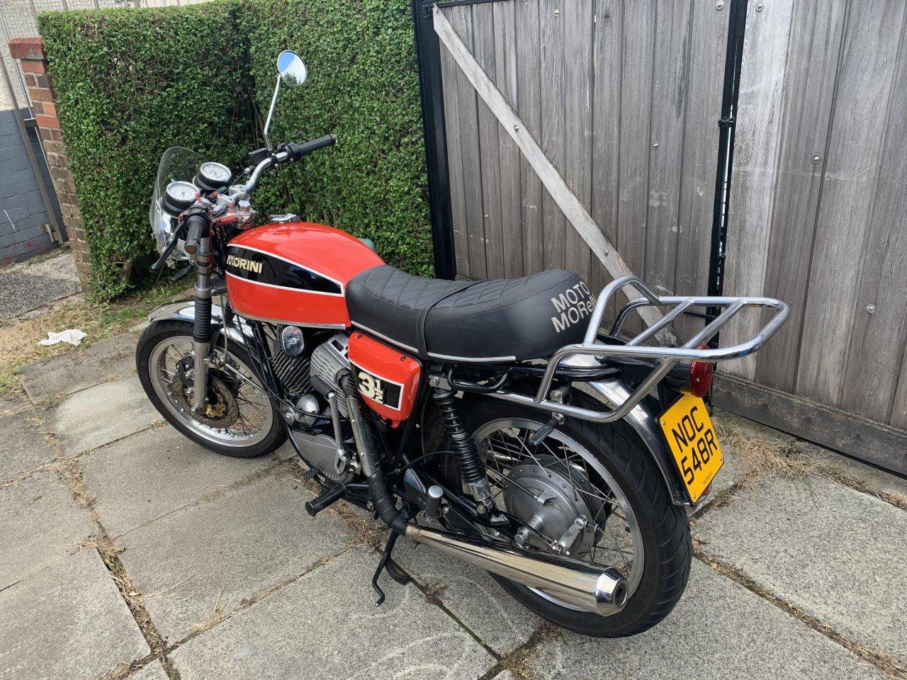 1977 Moto Morini 350/507cc Special SOLD (picture 3 of 5)