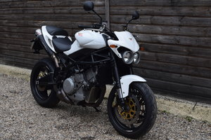 Picture of Moto Morini 1200 Corsaro Veloce (UK supplied, Rare) 2009 09  SOLD