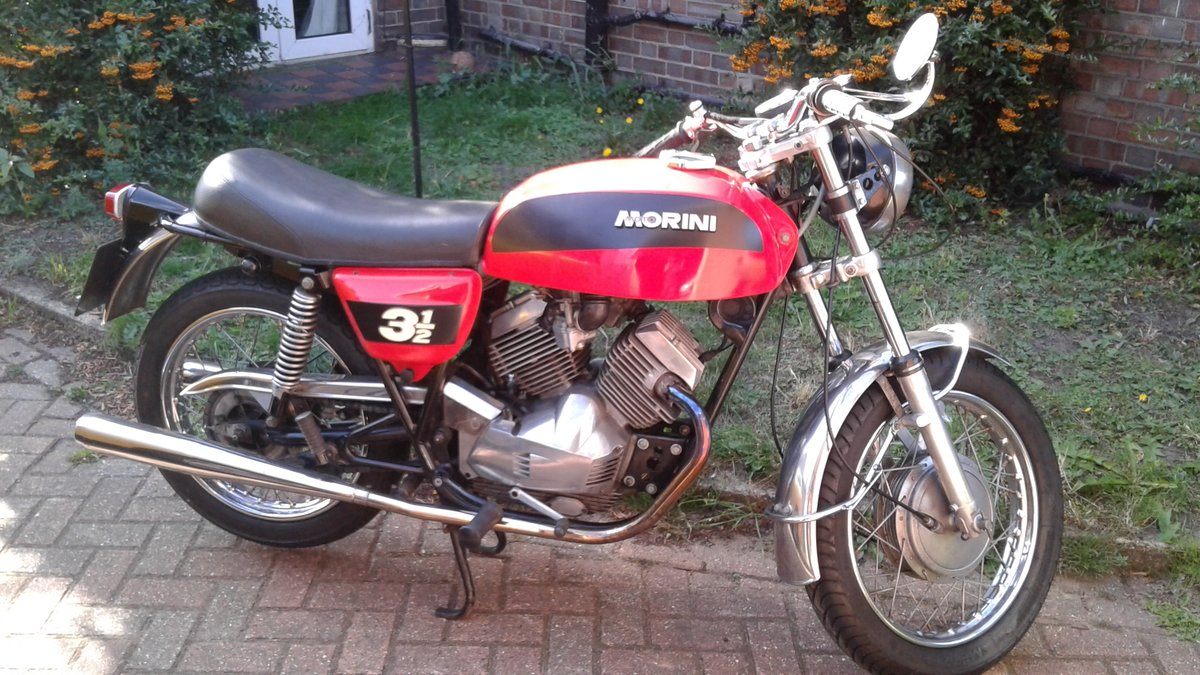 1974 3 1/2 Strada  For Sale (picture 1 of 3)