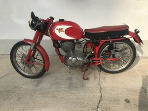 1960 Moto Morini Tresette 175