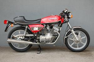 Picture of 1978 almost new Moto Morini tre e mezzo Sport - 430 mls  !!!