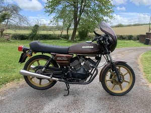 Picture of Moto Morini 239cc C2 Lot 107 For Sale by Auction