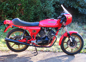 Picture of 1980 Moto Morini 344cc 3 Sport Lot 643 For Sale by Auction