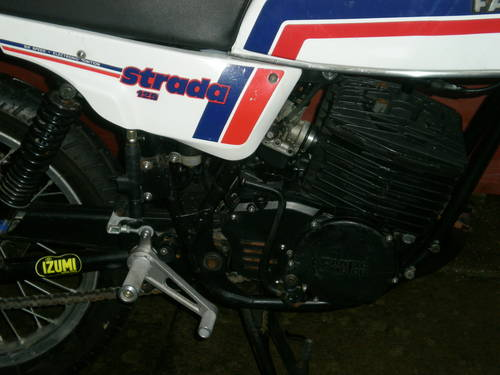 1985 FANTIC 240 CAFE RACER SPECIAL !! ONE OFF BIKE !! For Sale (picture 3 of 6)