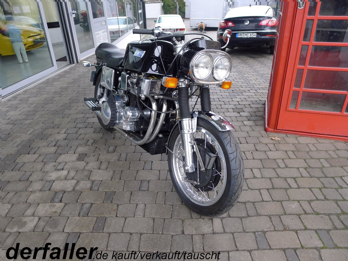 1973 Münch 1200 TTS Mammut 2.Hand kompl. Historie For Sale (picture 1 of 6)
