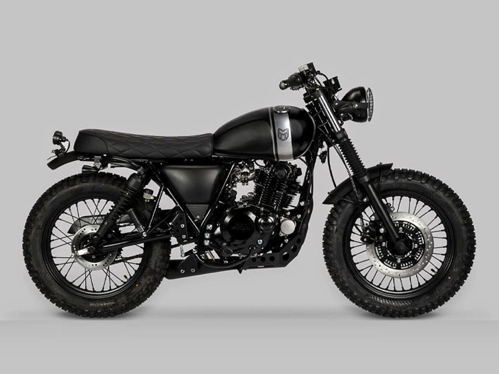 MUTT RS-13 250 Matt Black For Sale (picture 1 of 5)