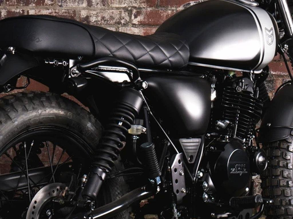 MUTT RS-13 250 Matt Black For Sale (picture 5 of 5)