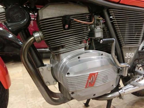 1978 MV AGUSTA 350 SPORT IPOTESI For Sale (picture 5 of 6)