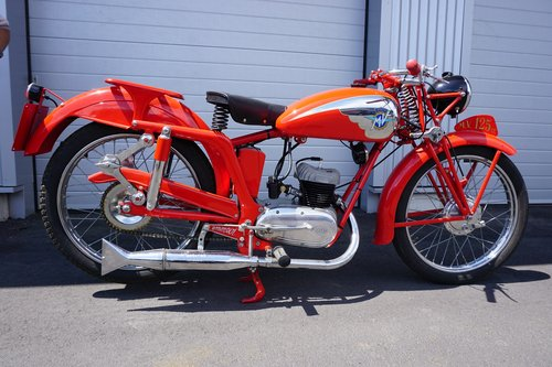 1952 MV Agusta 125TEL sport  price 5900 eur For Sale (picture 1 of 6)
