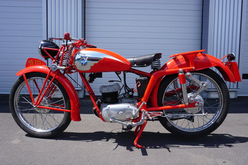 1952 MV Agusta 125TEL sport  price 5900 eur For Sale (picture 2 of 6)