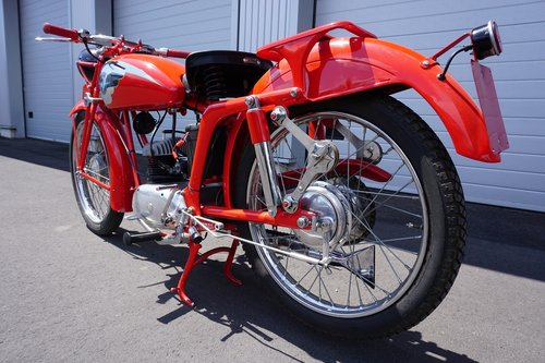 1952 MV Agusta 125TEL sport  price 5900 eur For Sale (picture 3 of 6)