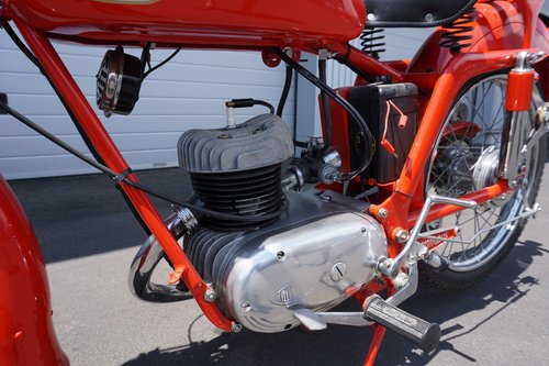 1952 MV Agusta 125TEL sport  price 5900 eur For Sale (picture 4 of 6)