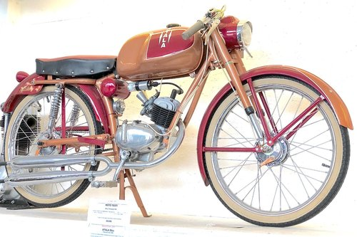 ATALA MOPED 50cc Freccia D'Oro 1958 For Sale (picture 1 of 2)